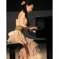 Virtuoso: Kanon Matsuda performs Friday at the Gnessin Moscow Special School of Music, Russia's top music school, after she won the best student award. | KYODO