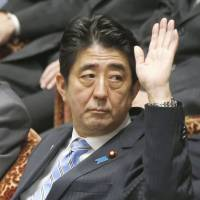 For Abe, overcoming perceptions top job at Obama summit