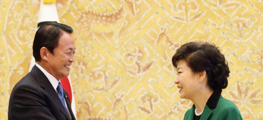 Tokyo, Seoul vow future-oriented cooperation, with history in mind