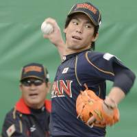 Japan eager to get pitcher Maeda back on track