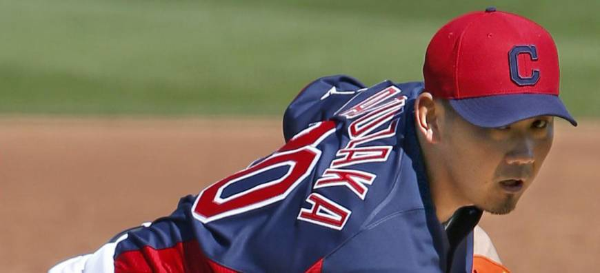 Matsuzaka marks Indians spring debut with two shutout innings