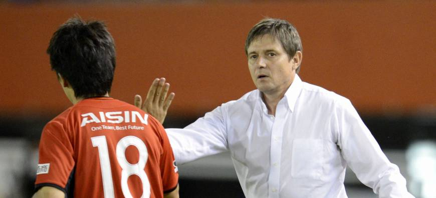 Stojkovic looking for fresh start after painful year for Grampus