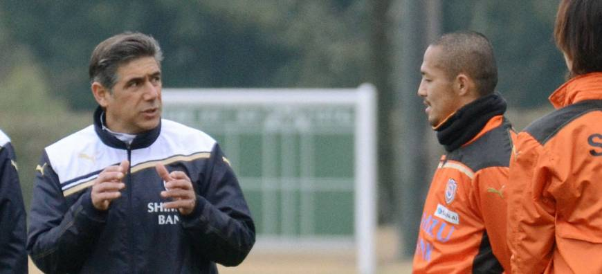Shimizu's Ghotbi confident young squad will excel