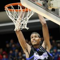 Davis sets sights on playing in NBA