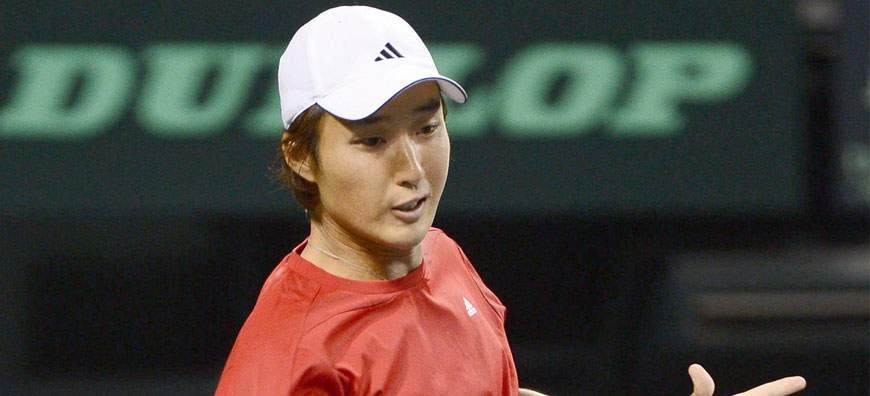 Japan takes 2-0 lead over Indonesia in Davis Cup