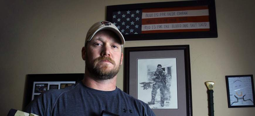 Navy SEAL author of 'American Sniper' shot dead