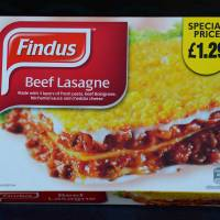 Load of horse: A Findus product marketed as beef lasagna has been found to contain up to 100 percent horse meat. | AFP-JIJI