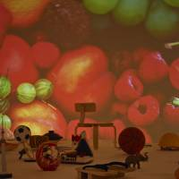 'Room of Objects, Sounds and Movies' by tha ltd. and Cornelius   21_21 DESIGN SIGHT