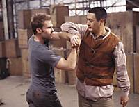 Chow Yun-Fat and Seann William Scott in Paul Hunter's 'Bulletproof Monk'