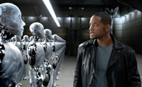 Will Smith in 'I, Robot'