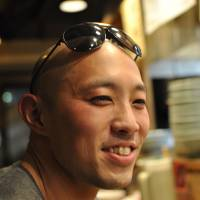 Hunter and the hunted: Hiroshi Shimakage  says when it come to ramen: 'I can crush three bowls in three hours.'   Hiroshi Shimakage