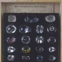 19th-century replicas of famous diamonds | PHOTOS COURTESY OF THE UNIVERSITY MUSEUM OF THE UNIVERSITY OF TOKYO