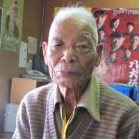 Teruo Murakami, 92, who is now one of the few survivors of the Cowra breakout. | NOBUKO TANAKA