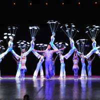 Chinese acrobatic antics will captivate and thrill