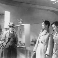 Silver screen: Kenji Mizoguchi's 'Naniwa Elegy' (1936) is one of the films that will be screened at a film festival at the National Museum of Art, Osaka.