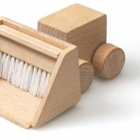 Tidy's Bulldozer mini dustpan and brush