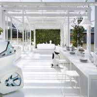 Mobile home: Honda and architect Sou Fujimoto created a house allowing for use of electric-powered mobility devices. | NACASA & PARTNERS INC.