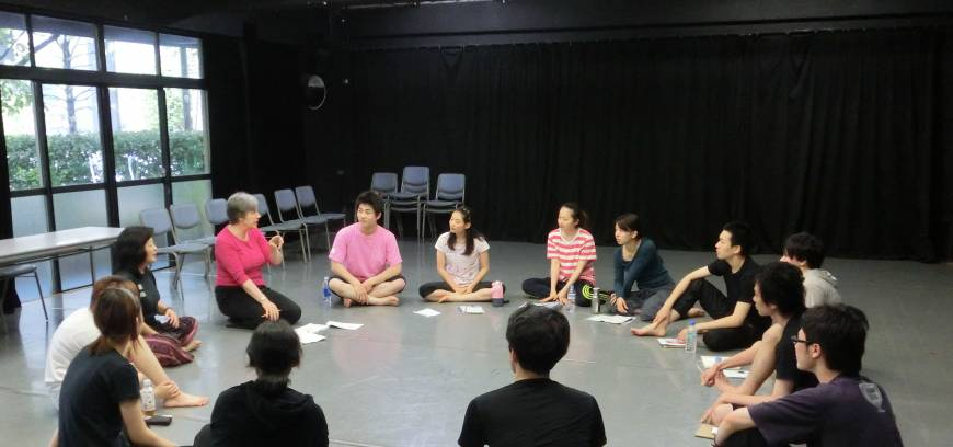 Aspiring thespians get help in realizing dreams