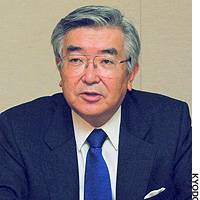 Atsushi Saito, chief of the Industrial Revitalization Corp. of Japan, talks about his corporate revival plans.