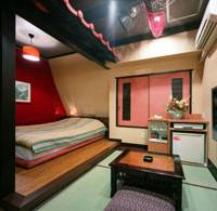 Suite spot: The Hotel Washe in Suginami Ward, Tokyo, is one of four hotel properties managed by Comuei Inc. with money collected by Initia Star Securities Inc. | INITIA STAR SECURITIES