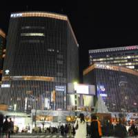 Gloomy: Seven & I Holdings Co. is reportedly planning to close the Seibu department store in Yurakucho, Tokyo.   KYODO PHOTO