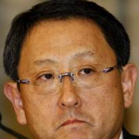 Japan hopes Toyoda can clean tainted image