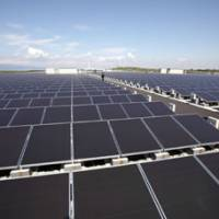 Solar-panel producers stand to benefit from nuke fears