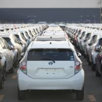 Toyota Aqua stays best-selling car for fifth month