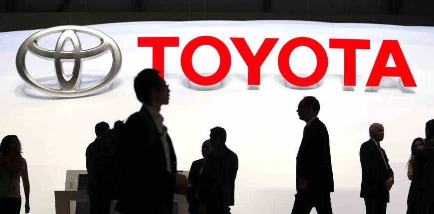 Toyota shake-up seen signaling new tack, shedding of parochial mindset