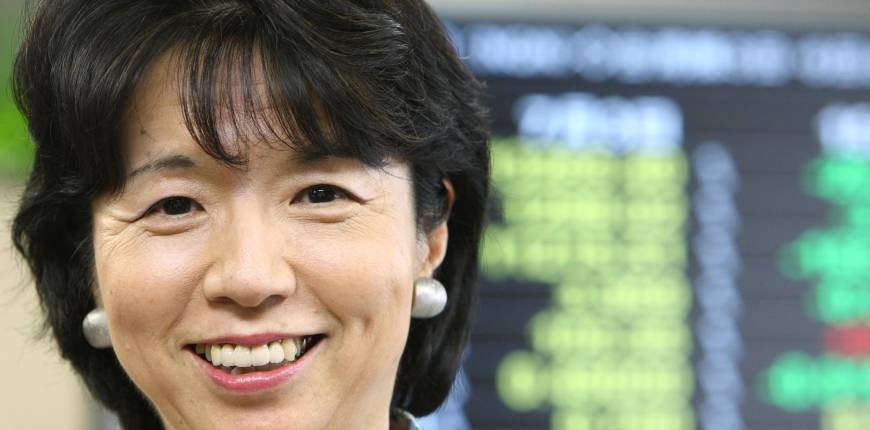 Panasonic's first female director says gadget makers need major changes