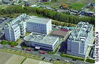 This agrochemical plant is operated by Nihon Nohyaku Co. in Osaka Prefecture.