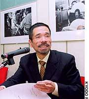 Hiroshi Hasegawa announces the establishment of a network for HIV-positive people and people with AIDS.