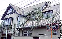 The former home of Empress Michiko in Tokyo's Shinagawa Ward is due to be demolished by the government within the month.