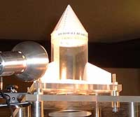 Rockets could ride microwaves: scientist
