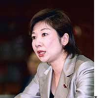 Seiko Noda now a force in her own right — and name