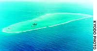 Okinotorishima Island, Japan's southernmost territory, will be better guarded by the government against approaching foreign ships.