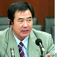 Ex-North Korean spy An Myong Jin, who defected to South Korea in 1993, recounts to a Diet panel Thursday his knowledge of Japanese abducted by Pyongyang.