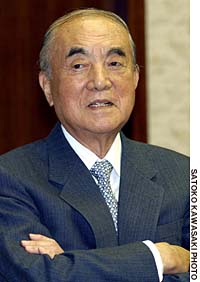 Former Prime Minister Yasuhiro Nakasone, exceptional witness to war and success, turns 100