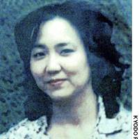 Pyongyang says the woman in this undated photo is Megumi Yokota.