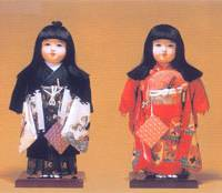 The Japanese dolls presented to 100 embassies in Japan in 1979 bear the message 'Let's be friends.' | PHOTO COURTESY OF THE WORLD PEACE AMBASSADOR DOLLS EXHIBITION