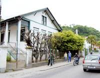 Building of first Japan legation to Brazil found