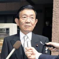 Ibuki tells LDP to draft tax hike scenarios