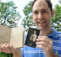 POW's diary reveals life in camp