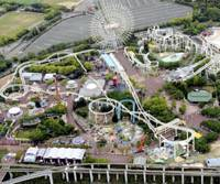 Calling it quits: Accident-tainted Expoland, an amusement park in Suita, Osaka Prefecture, will close for good after withdrawing its application for corporate rehabilitation on Tuesday. | KYODO PHOTO