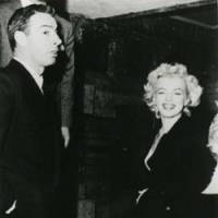 Where have you gone?: Honeymooners Marilyn Monroe and Joe DiMaggio are seen at the Imperial Hotel in Tokyo in February 1954. | COURTESY OF IMPERIAL HOTEL
