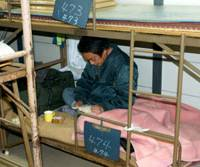 Ranks of homeless swell in Osaka