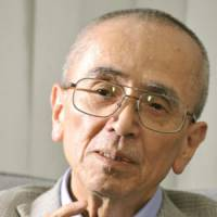 Talking now: Toshikazu Sugaya, let out of prison last week, gives an interview. | KYODO PHOTO