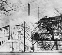 Then and now: The Italian Institute of Culture in Chiyoda Ward, Tokyo, opened in 1941. In 2005 after it was rebuilt. | ITALIAN INSTITUTE OF CULTURE AND STEFANO AMANTINI