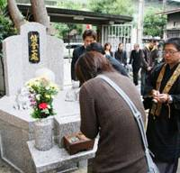 Market for pet funerals expands as owners opt for burials