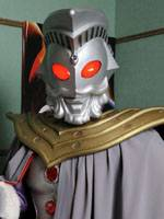 Ultracool: Junichiro Koizumi will provide the voice for Ultraman King in the next installment of the Ultraman superhero movies. | ULTRA GINGA DENSETSU PRODUCTION COMMITTEE